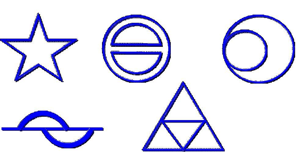 一笔画成的logo_2017黑龙江省公务员考试图形推理重难点:一笔画问题知